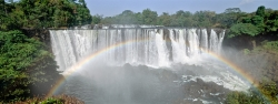 133_LZmL_209 Lumangwe Falls & Rainbow