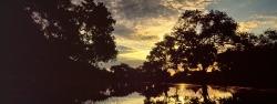 210_LZmE_468 Dusk, Mbangula Lagoon