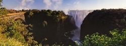 061_LZmS_28 Victoria Falls & Bridge