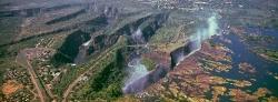 066_LZmS_324 Victoria Falls & Gorges aerial