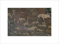 AFRICAN ROCK ART - Prints & Framed Prints