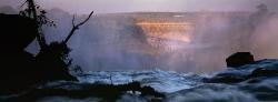 063_LZmS_245 Dawn Victoria Falls & Bridge