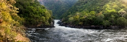 032B_LZmE_055255 Avumba Menda Falls, Lower Kafue Gorge