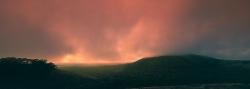 012_LZmMut_169 Sunrise through Mountain Cloud