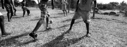 EXHIBITION:  The Beautiful African Game