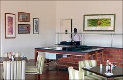 832_Restaurant-framed prints